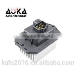 Excavator air conditioning PC200-7 air resistance for excavator