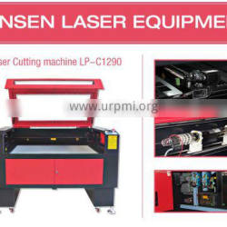 Multifunctional Lansen laser engraving/cutting machine 60W/80W/100W for wood,acrylic
