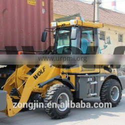Xichai 490 engine 37kw/50hp/50ps wheel loader 1200kg, agricultural equipment for farmer Quality Choice