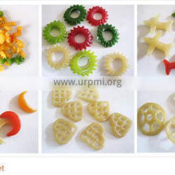 CE standard screw/shell/bugles chips manufacturing plant, fried snack food machine