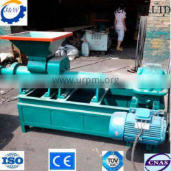 china factory directly coal and charcoal extruder briquette with cheap price