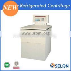 SELON DL-6M LARGE CAPACITY REFRIGERATED CENTRIFUGE