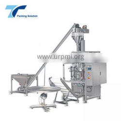 Automatic production line of bag filling packing machine for Spices Detergent Powder
