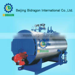 Industrial Hot water boiler manufacture
