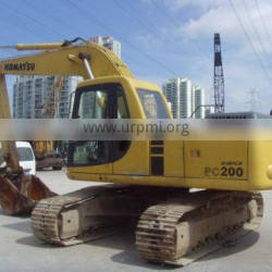 $30000usd for used komatsu used excavator pc200 pc200-6, 20 ton & 0.8m3 good condition