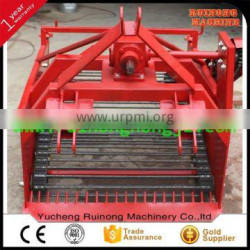 Best quality 2 row 35-50hp fitted potato harvester
