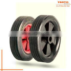 Yanto 507R452P rubber wheel Lawn Mower Wheel gardening tool parts replacement