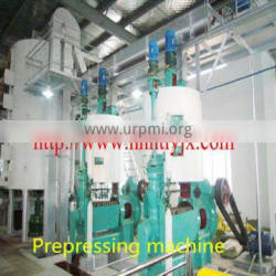 Hua tai vegetable oil production line, oil processing machine made in Huatai