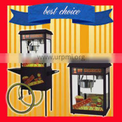 High Quality Commercial Popcorn Vending Machine with Cart