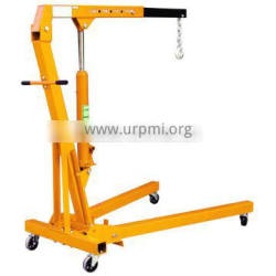 Foldable Portable Hydraulic Shop Crane