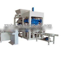 New type High efficiency QT4-15 granite block cutting machine ,low cost brick making machine
