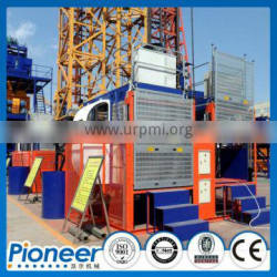 Building Small Electric Portable Construction Elevator Price