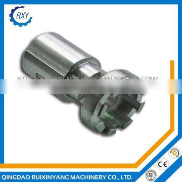 chinese cnc lathe machining parts with cnc maching parts