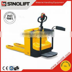 2015 SINOLIFT High Level CBE Electric Pallet Truck with CE Certificate