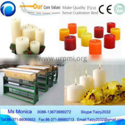 Best quality and excellent taper candle making machine