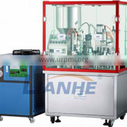 Full Automatic Tube Filling And Sealing Machine For Cosmetic/cream