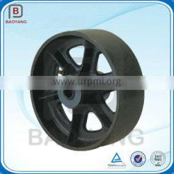 China Supplier Hot Sale OEM Agricultural Cast Iron Wheel