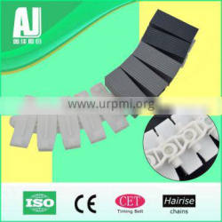 Top rank manufacturer plastic slat top chain