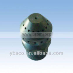 RSP series fixed multiple orifice water pipe cleaning nozzle/ Stainless steel pipe cleaning nozzle
