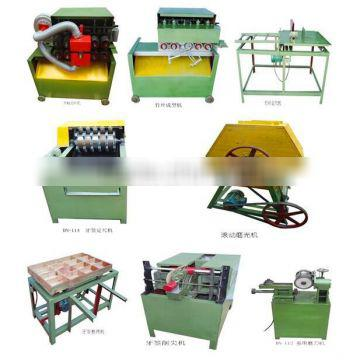 China wooden toothpick machines