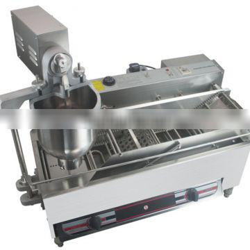 Snack Food Machinery Automatic Donut Fryer Machine For Sale