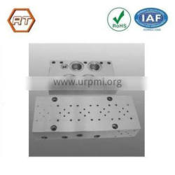 Customized high precision aluminum block milling