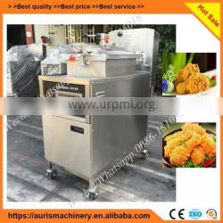 New design resaurant used electric deep fried chicken pressure fryer machine