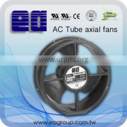 Taiwan TUV CE UL ROHS Certified OED ODM Customized ROUND Fan AC Axial Cooling Fan in Dia254x89mm with Multiple Voltages