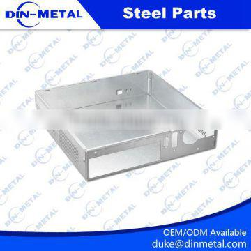 OEM customized aluminum components manufacturing high precision sheet metal fabrication