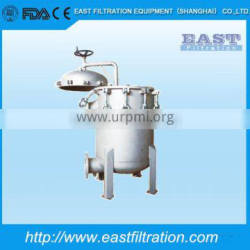 Industry Using HCMF Large Flow Multi Bag Water Filter