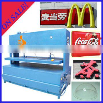 BT-3200V Large Format Automatic Acrylic Sign Vacuum Thermoforming Moulding Forming Machine