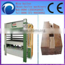 hot press machine for plywood hot vacuum press laminating machine