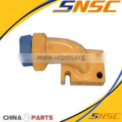 Lonking spare parts ,Lonking loader LG855B LG853 ,506004-004C LG855.06.02 Steering pump oil outlet pipe