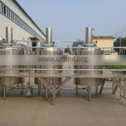 mash tun equipment for complete beer brewing system