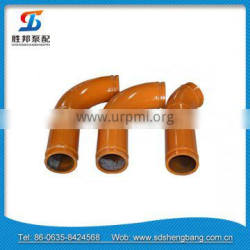 Widely used concrete slurry pump elbow pipe