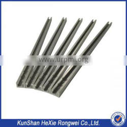 Custom aluminum metal shaft cnc machining parts