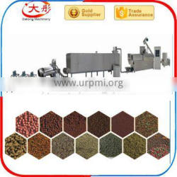 Different price Sinking fish food production line