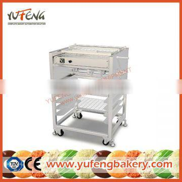 new product Floor-type donut chocolate icer high quality donut machine