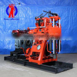 100 meters drilling machine hydraulic household drilling and eating Wells drilling rig spot
