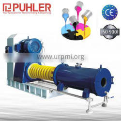 Puhler Pin Stick Type Bead Mill Machine For Printing Inks , Electronic Ceramics