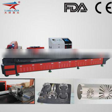 620W YAG Laser Cutting for Metal/ Carbon Steel/ Aluminum Pipe