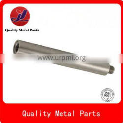 cnc machining 4140 stainless steel hollw tube shaft