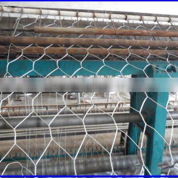 Protecting deer net production line