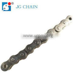 Standard b series food grade non-corrosive roller chain short pitch stainless chain 08b