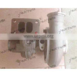 6D102 Turbo Charger PC200-7 Excavator Engine