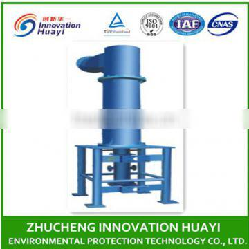 ZSC double cone high-thick grit dredger for pulp equipment
