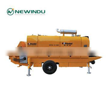 Chinese Brand Trailer Concrete Pump Liugong HBT85 with Favorable Price