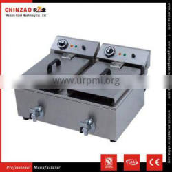 CE APPROVED PROFESSIONAL ELECTRIC HEATING DOUNT FRYER FOR SELL