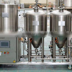 1BBL beer brewing equipment stainless steel 304 mash tun for homebrewing, pub, taproom