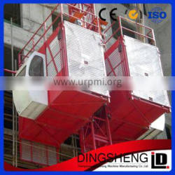 Famous brand 1000kg construction lift